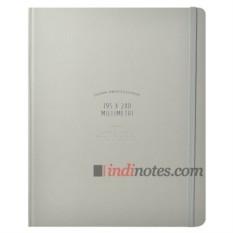 Записная книжка Ogami Professional Large Grey Hardcover