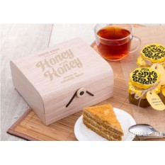 Подарочный набор мёда For Honey
