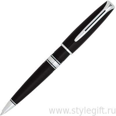 Шариковая ручка Waterman Charleston Black/CT