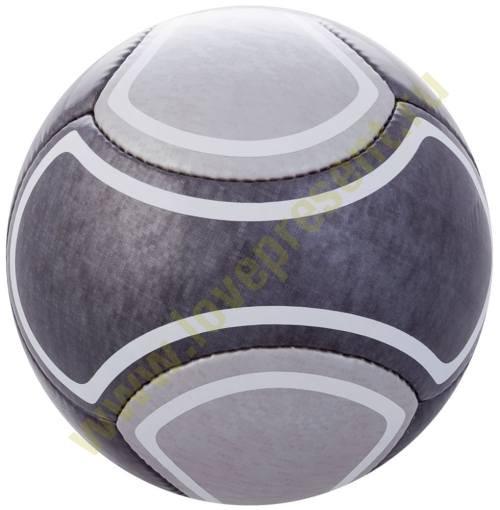 Мяч Crystal, черно-серый