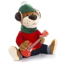 Поющая игрушка Собачка Дружок