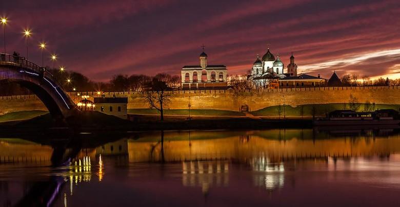 Сертификат на путешествие К сокровищам Новгорода Великого