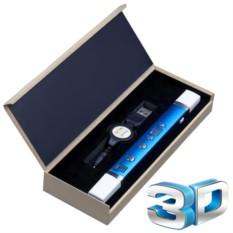 3D ручка в металлическом корпусе с LCD дисплеем MyRiwell
