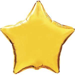 Шар из фольги Звезда