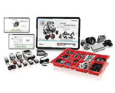 Конструктор Mindstorms Ev3, стартовый комплект, Lego