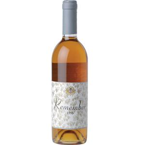 Белое сладкое вино Rocche dei Manzoni. Remember