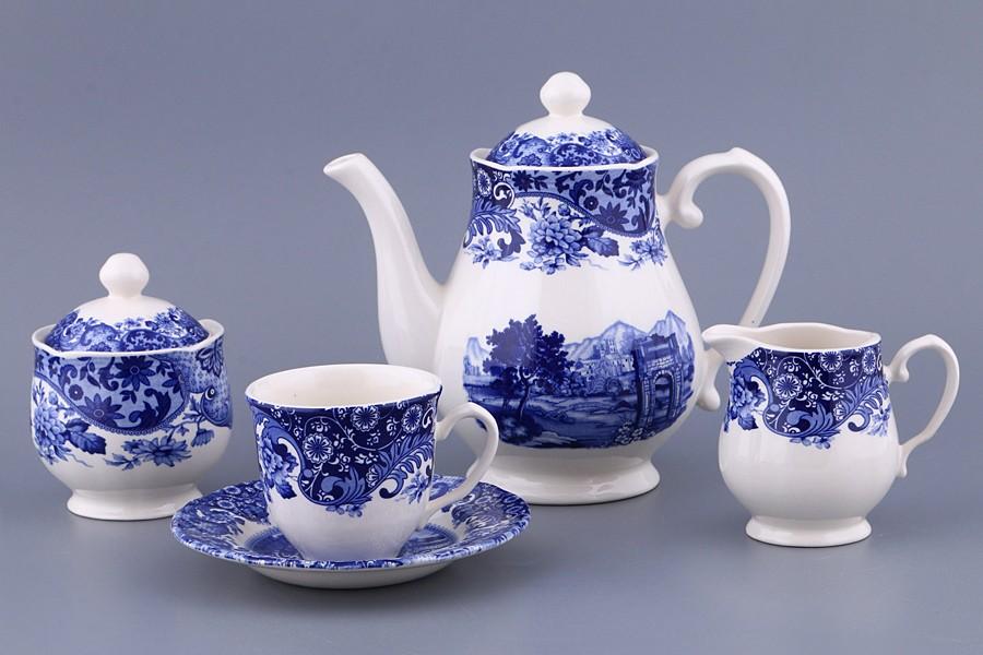 Чайный сервиз на 6 персон  Романо