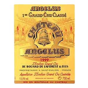 Вино Chateau Angelus 1-er Grand Cru Classe