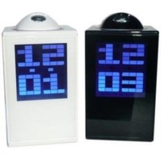 Настольные проекционные часы Highstar (цвет: белый)