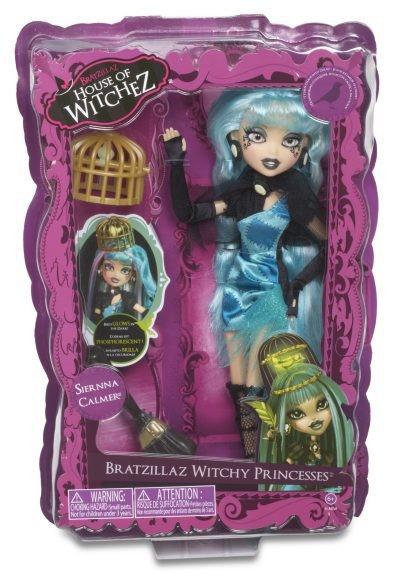 Кукла Bratzillaz Забытые принцессы. Сиерна
