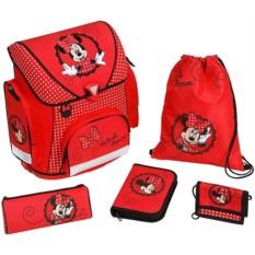 Ранец с наполнением Minnie Mouse от Scooli