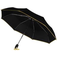 Зонт Уоки с желтой окантовкой