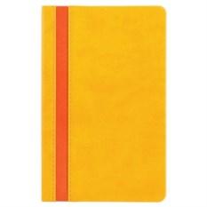 Оранжевый блокнот Freestick с закладками
