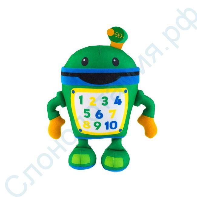 Мягкая мини-игрушка Бот из команды Умизуми (Umizoomi)