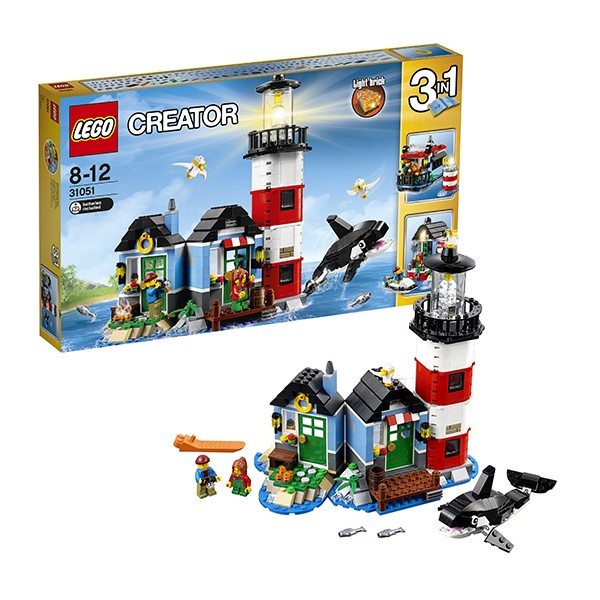 Конструктор Lego Creator Маяк