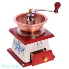 Ручная кофемолка, керамика
