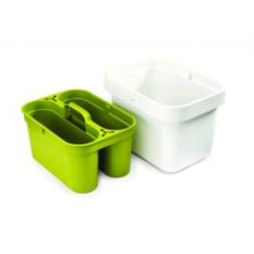Белый хозяйственный контейнер Clean&Store™