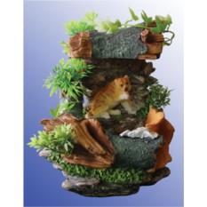 Декоративный фонтан Тигры в гроте