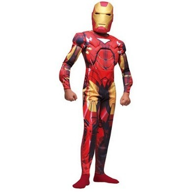 Костюм Железный человек с мускулами