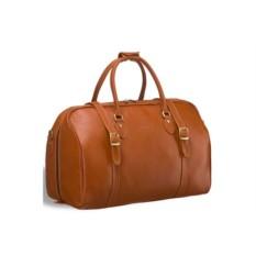 Дорожная рыжая сумка Brialdi Rockford