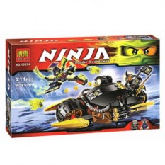 Конструктор Bella Ninja Бластер-байк