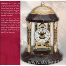 Настольные часы Michelangelo