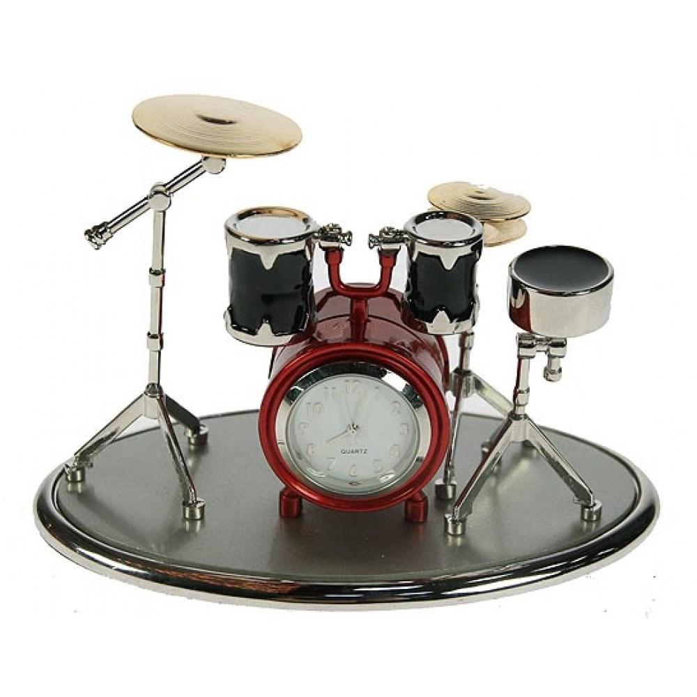 Настольные часы Барабаны