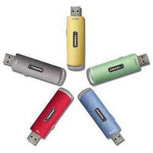 Накопители USB Transcend JetFlash 2.0, 1 Gb, 110x, Red (TS1GJF110)