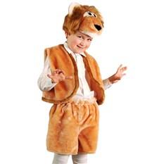 Карнавальный костюм Львенок,  3-7 лет