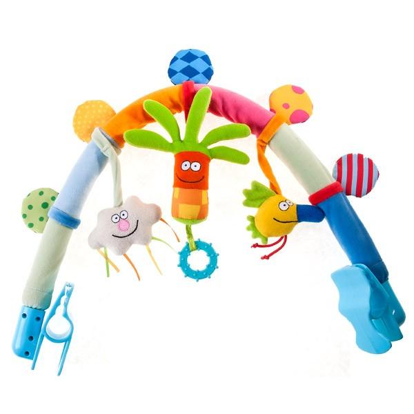 Дуга для коляски Радуга Taf Toys