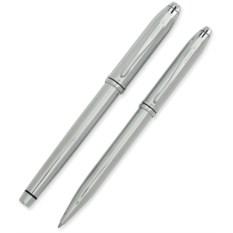 Набор Cross Townsend: перьевая ручка и шариковая ручка