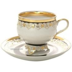Фарфоровый чайный сервиз на 6 персон Северный