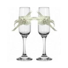 Набор свадебных бокалов №47