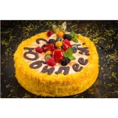 Морошковый торт (1,5 кг)