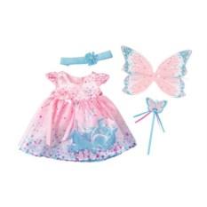 Платье для куклы Baby Born Фея