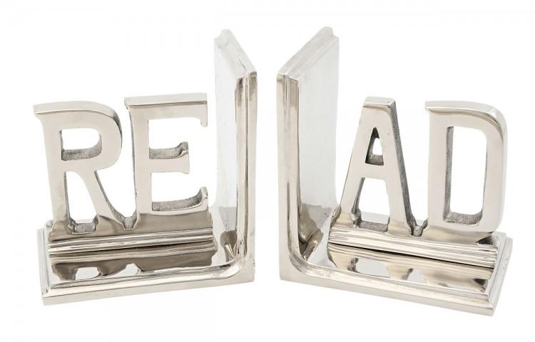 Декоративный настольный держатель для книг Read