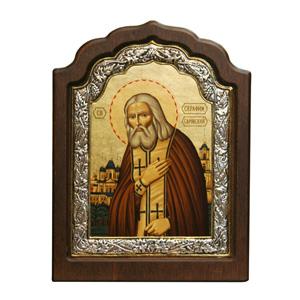 Икона «Св. Серафим Саровский»