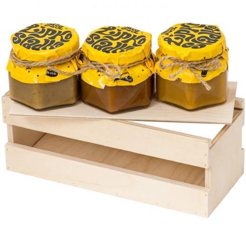 Набор мёда Сладкая аптечка
