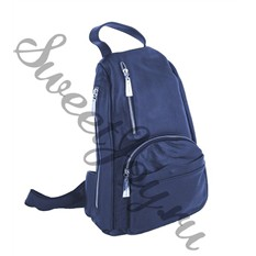 Городской рюкзак City Zip Backpack - Blue
