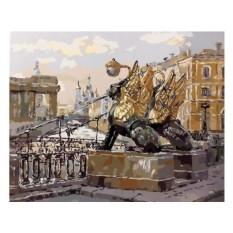 Картины по номерам «Банковский мост»