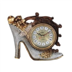 Настольные часы Туфелька