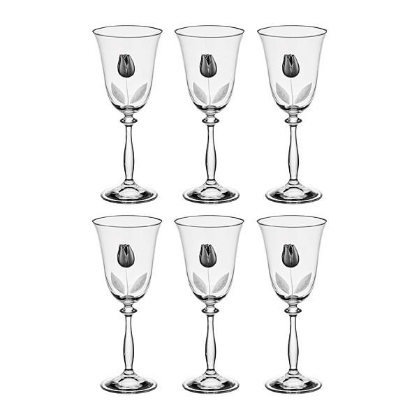 Набор бокалов для вина Бутон