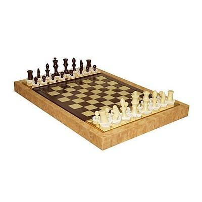 Подарочные шахматы из шоколада