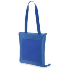 Синий плед Лори