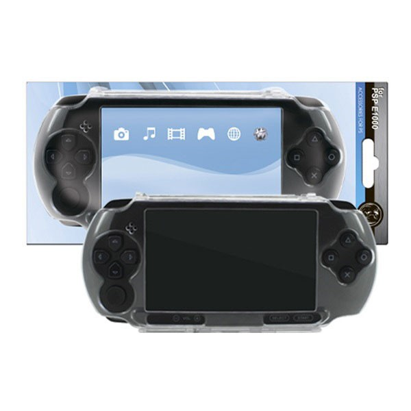 Пластиковый корпус Crystal Case (PSP E1000)