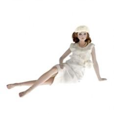 Кукла фарфоровая Mirta