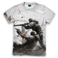 Мужская футболка 3D с полной запечаткой Rainbow Six Siege