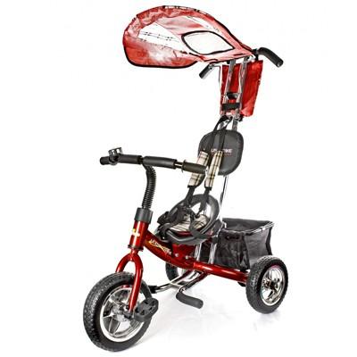 Велосипед трехколесный Lexus Trike Красный