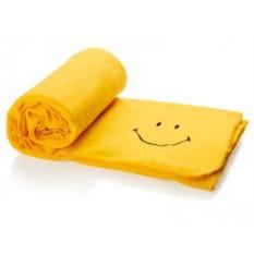 Плед Smiley в чехле