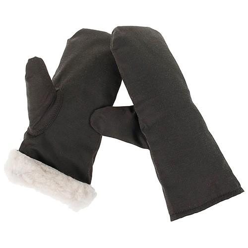 Офицерские рукавицы из овчины